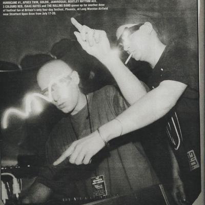 🔘 PHOENIX FESTIVAL, 1997. LOOK AT THAT LINE UP! 🔘 . . #orbital #acidhouse #dancemusic #electronicdancemusic #rave #ravers #dj #music #oldschool #90srave #nowplaying #housemusic #technomusic #acidtechno