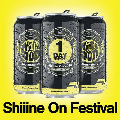 Shiiine On 1 Day Festival Tickets on Sale 4 May